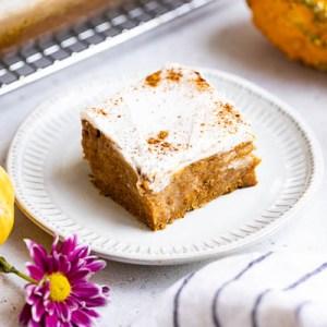 AMAZING Vegan Pumpkin Spice Tres Leches Cake | Plant-Based Holiday Dessert Recipe