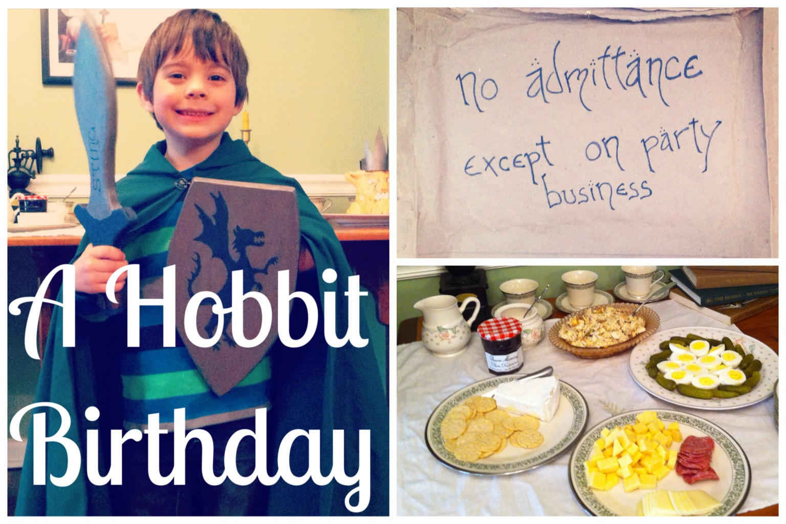 A Hobbit Birthday