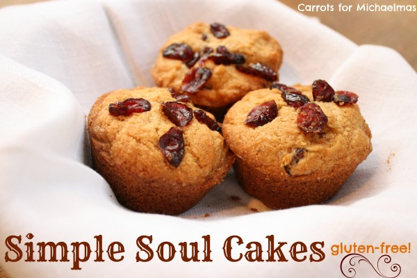 Simple Soul Cake Recipe For All Souls Day Gluten Free