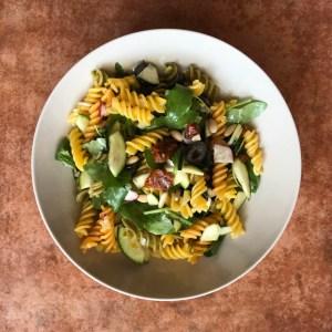 Delicious Pasta & Rocket Salad