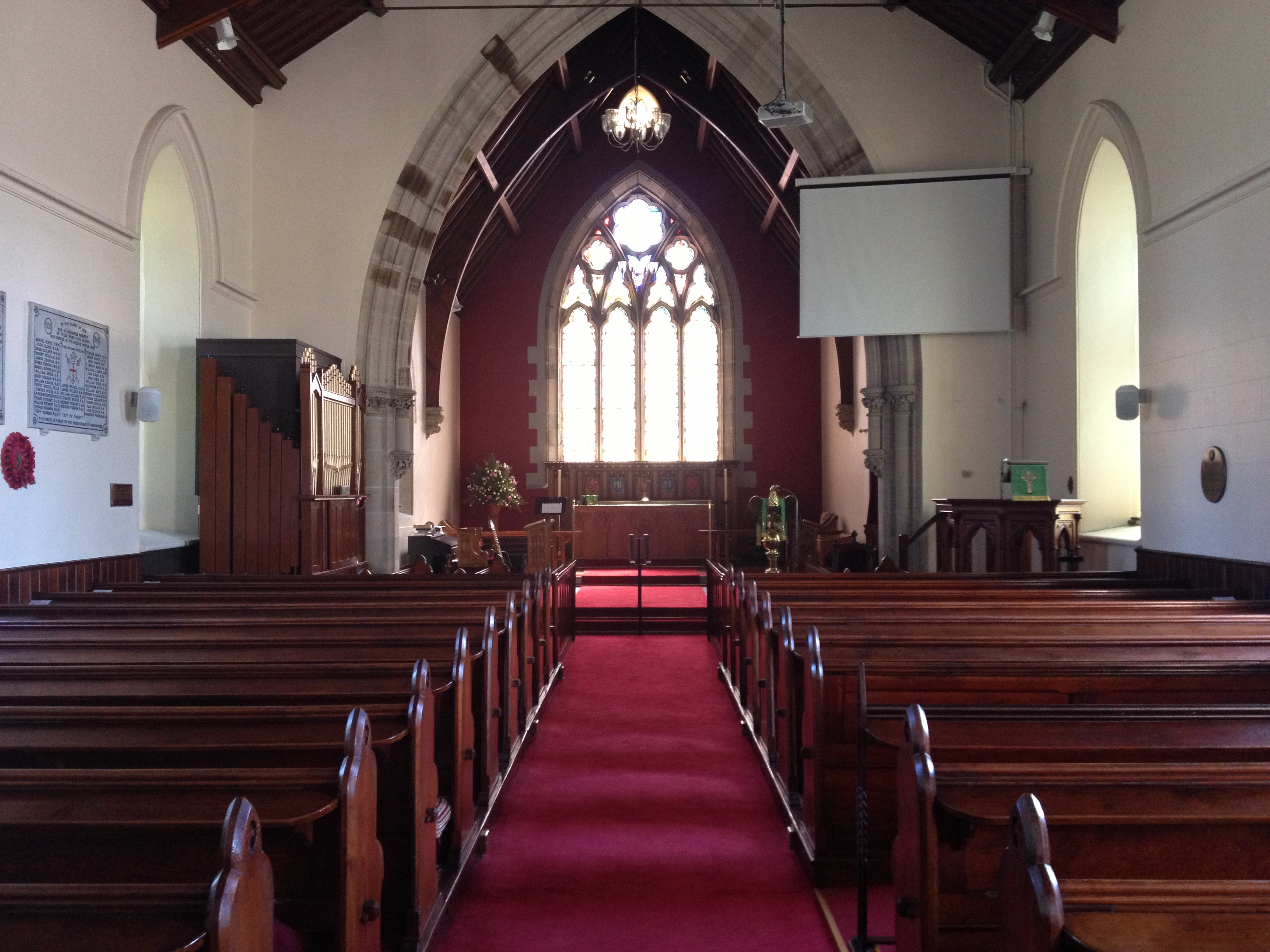 Christ Church  Carrowdore Parish
