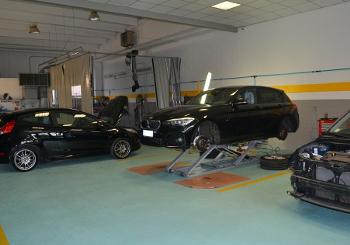Interni Carrozzeria Euro Cars Marchirolo