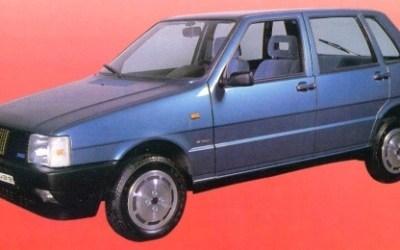 Fiat – Uno Lady Scioneri