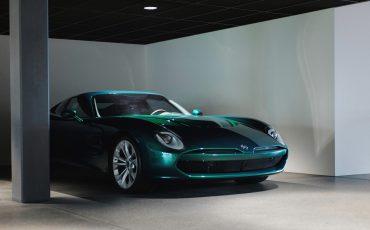 Zagato delivers the Iso Rivolta GTZ, the tribute to the iconic A3 model