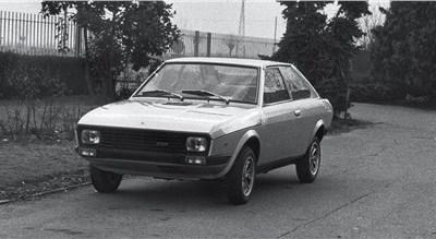 Fiat – 127 Coupé Francis Lombardi
