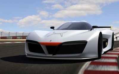 Green GT – H2 Speed
