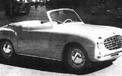Panhard – Dyna Cabriolet Accossato
