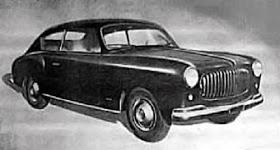 Fiat – 1400 Berlina Accossato