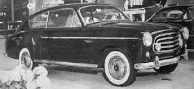 Fiat – 1900 Berlina Accossato