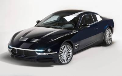 Maserati – Sciàdipersia Coupé