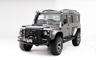 Land Rover – Defender Ares Design