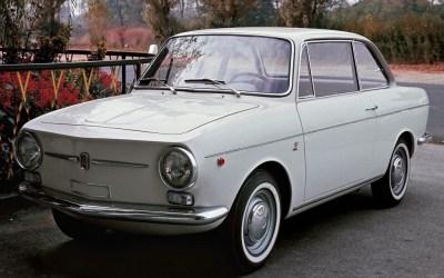 Fiat – 850 Coupé Scioneri