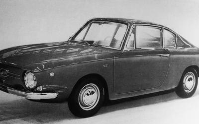Fiat – 850 Coupé Allemano
