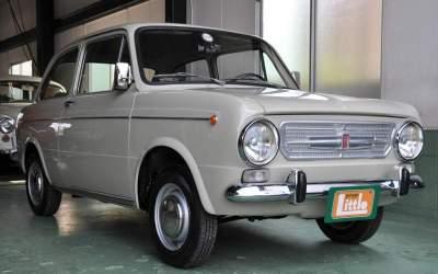 Fiat – 850 Caprera