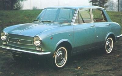 Fiat – 850 Allemano
