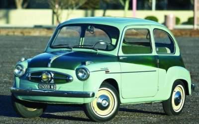 Fiat – 600 Canta