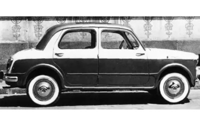 Fiat – 1100/103 E Allemano