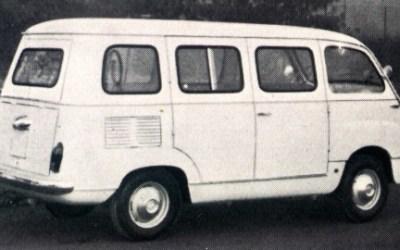 Fiat – 600 Pulmino Caprera
