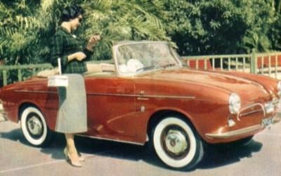 Fiat – 600 Cabriolet Allemano