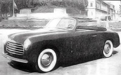 Fiat – 1100 E Cabriolet Canta