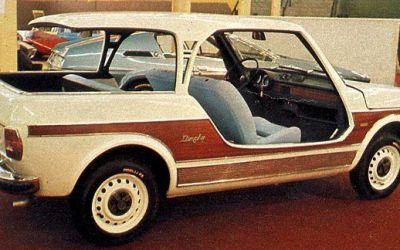 Fiat – 127 Dingy