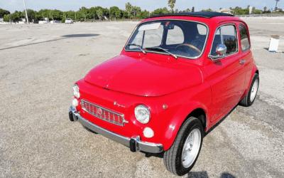 Fiat – 500 My Car