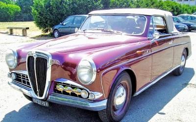 Lancia – Aurelia B53 Convertible