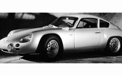 Porsche – 365B Carrera GTL