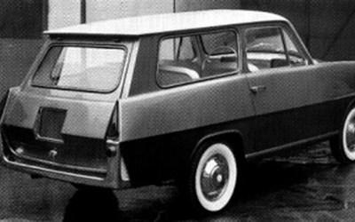 Innocenti – Goggomobil Weekend