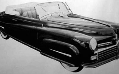 Fiat – 1500 C Cabriolet Pin-Up Cab