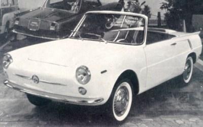 Fiat – 750 Spider
