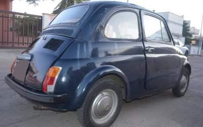 Fiat – 500 Scioneri