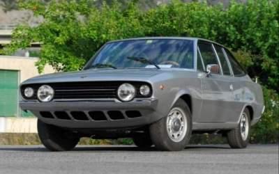 Fiat – 850 Coupé Caprera