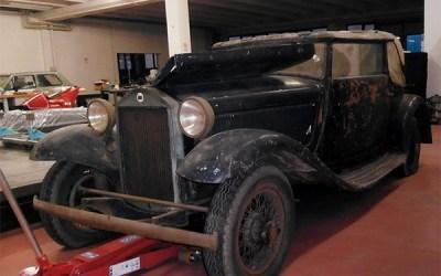 Lancia – Astura Cabriolet Touring