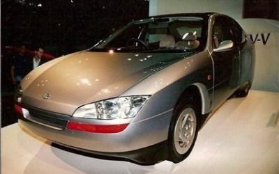 Toyota – AXV-V