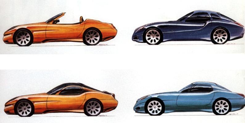 1996_Alfa_Romeo_Nuvola_Design-sketches