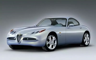 Alfa Romeo – Nuvola