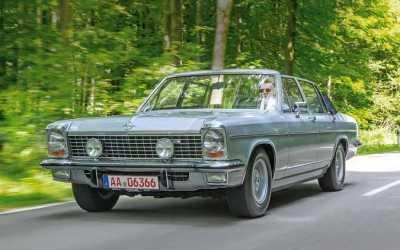 Opel – Diplomat B Cabriolet