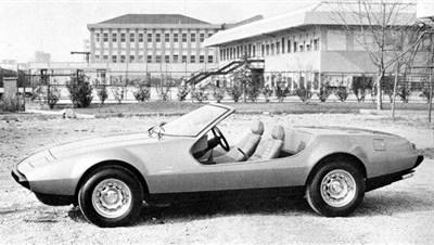 Ferrari – 365 GTB/4 Spiaggetta