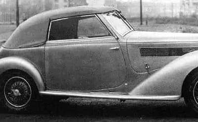 Lancia – Augusta Cabriolet
