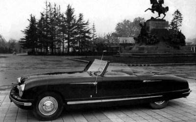 Fiat – 1500 Cabriolet Vignale