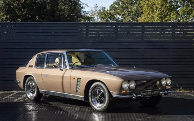 Jensen – Interceptor
