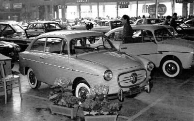 Fiat – 600 Weekend Accossato
