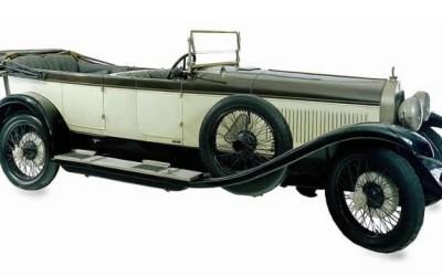 Isotta Fraschini – Tipo 8 Torpedo