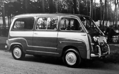 Fiat – 600 Multipla Scioneri