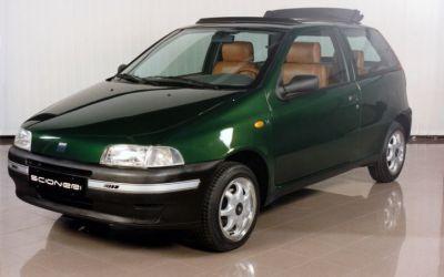 Fiat – Punto Scioneri