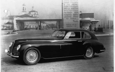 Alfa Romeo – 8C 2900B Berlinetta