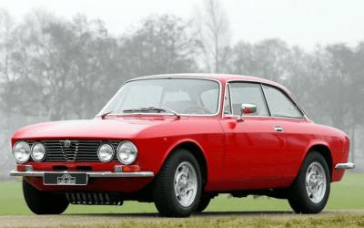 Alfa Romeo – 1750 4R Zagato