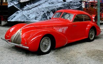 Alfa Romeo – 8C 2900B Berlinetta Pininfarina