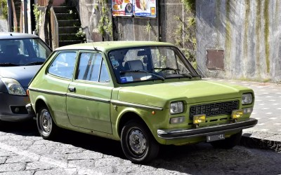 Fiat – 127 Scioneri